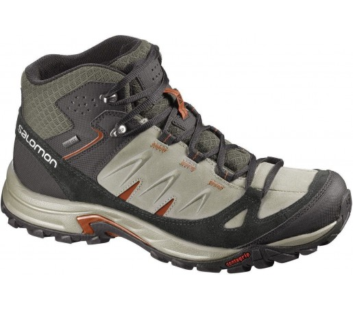 Incaltaminte Salomon Eskape Mid GTX M Brown 2013
