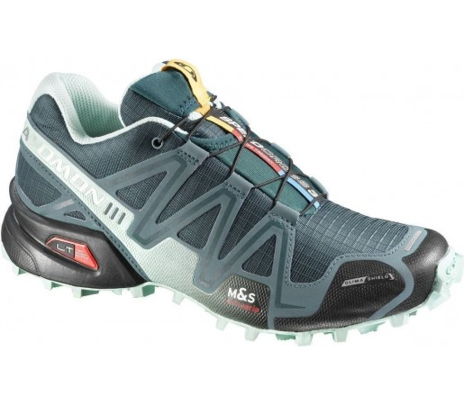 Incaltaminte Salomon SPEEDCROSS 3 CS Grey / Black