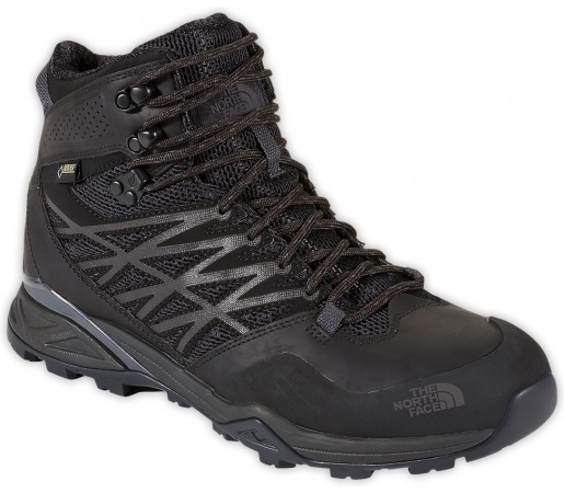 Incaltaminte hiking The North Face M Hedgehog Hike Mid GTX Neagra
