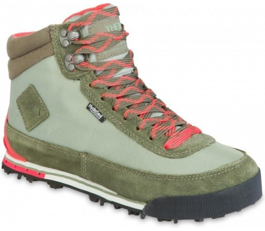 Incaltaminte The North Face W Back To Berkeley Boot II Verde