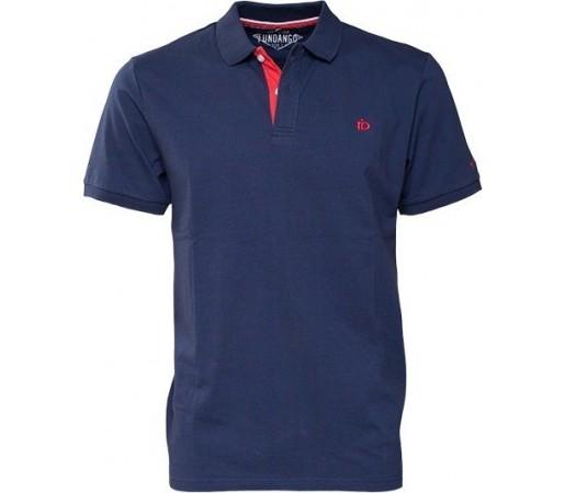 Tricou Fundango Polo Incognito Bleumarin
