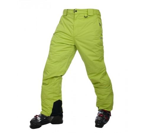 Pantaloni ski si snowboard Trespass Inlet Galbeni