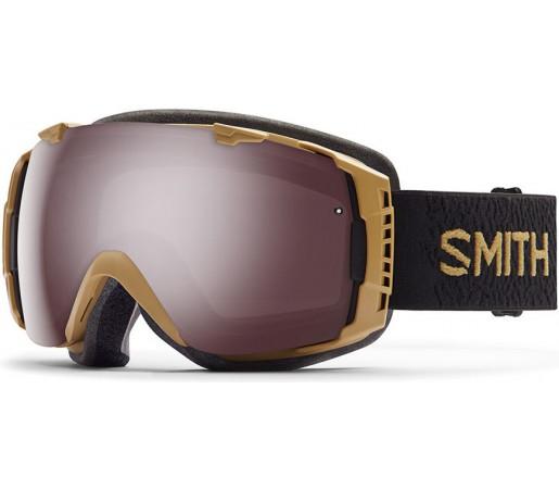 Ochelari de schi si snowboard Smith I/O 7 Prairie Machine Maro / Ignitor SP