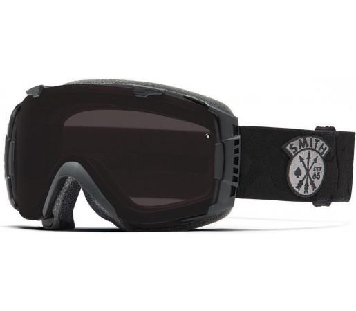 Ochelari Schi si Snowboard Smith I/O Black Sabotage/Blackout