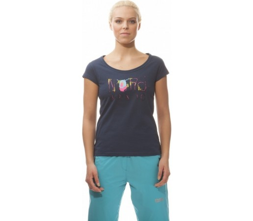Tricou Nordblanc Heaven Ladie's Light Cotton Albastru