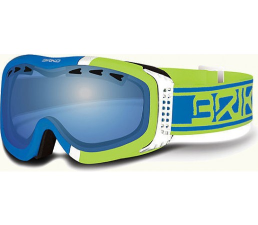Ochelari Schi si Snowboard Briko Nitrox Green/Blue