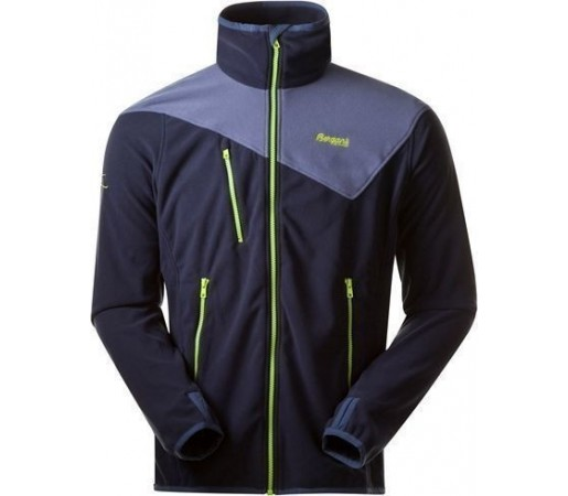 Jacheta Polar Bergans Tysnes Men Black