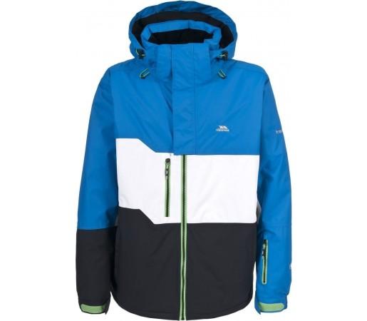 Geaca Schi si Snowboard Trespass Johann Blue/White/Black