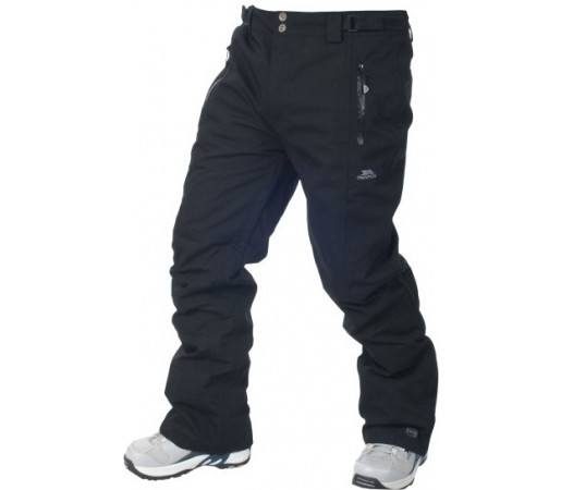 Pantaloni ski Trespass Johnica Negri