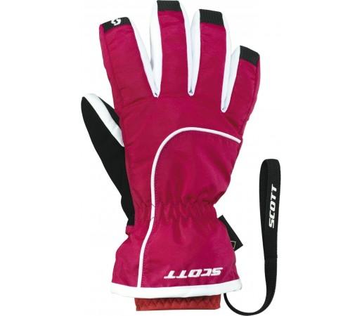 Manusi Y's Scott JR-tac 10 GT Pink/White
