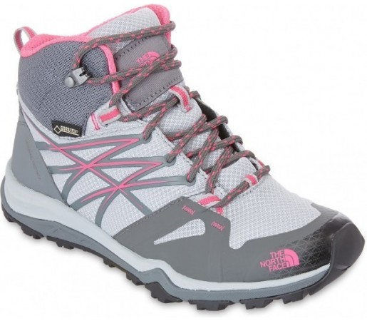 Incaltaminte hiking The North Face W Hedgehog Fastpack Lite Mid Gtx Gri
