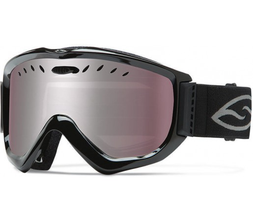 Ochelari de schi si snowboard Smith Knowledge OTG Black / Ignitor