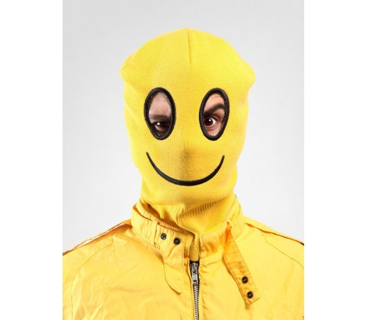 Bataleon Smile Beanie Pulldown Yellow 2013
