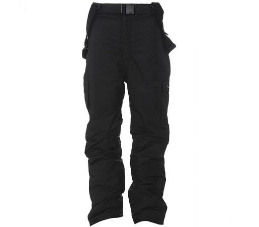 Pantaloni ski si snowboard Trespass Seige Plus Negri