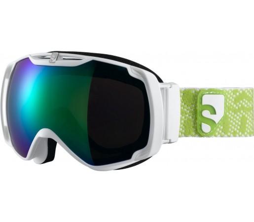 Ochelari Salomon XTEND XCITE10 ML White/Solar 2013