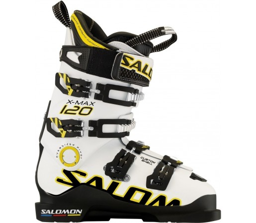 Clapari Salomon Xmax 120 White/Black 2013