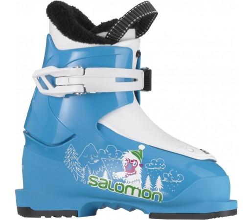 Clapari Salomon Jr T1 Albastru