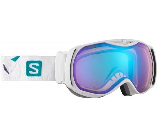 Ochelari Ski si Snowboard Salomon X-Tend Photo White