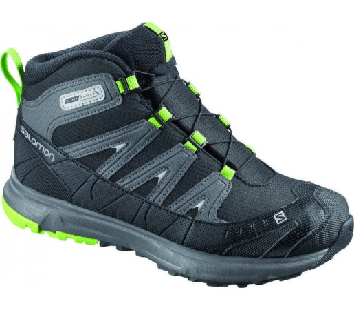 Incaltaminte Salomon Trail Mid CSWP K Black