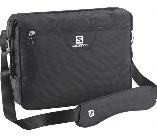 Geanta Salomon Junin Messenger Black