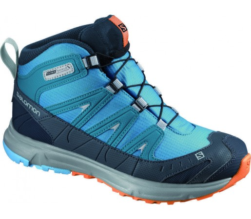 Incaltaminte Salomon Trail Mid CSWP K Blue