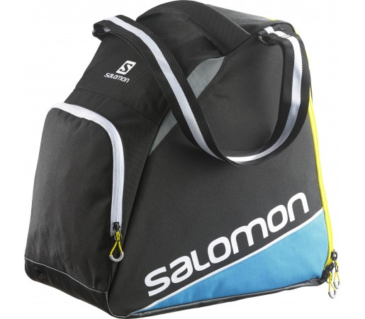 Husa Booti sau Clapari Salomon Extend Gear Bag Black/Blue
