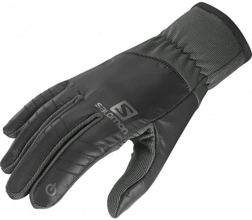 Manusi Salomon Fleece Outdoor Glove Negre