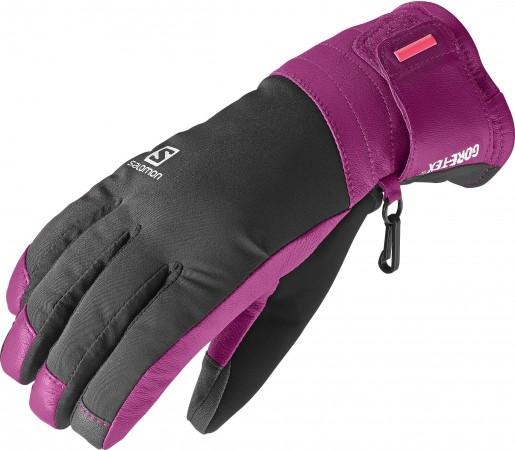 Manusi Salomon Peak GTX W Black/Pink
