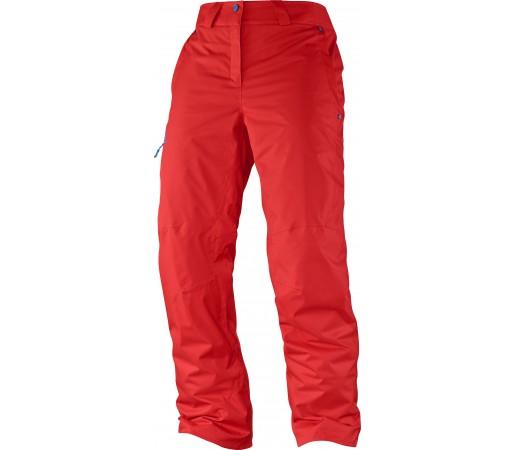Pantaloni Schi si Snowboard Salomon Response W Red