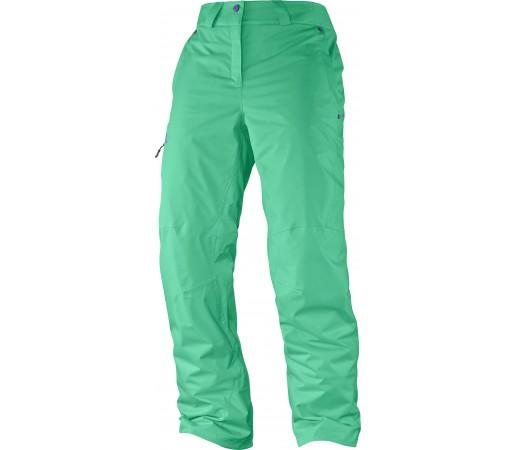 Pantaloni Schi si Snowboard Salomon Response W Green