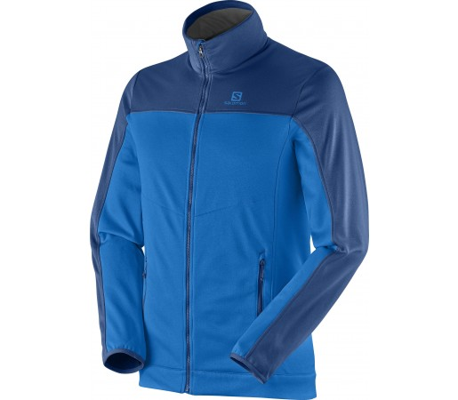 Midlayer Salomon Cruz Fz 2 M Blue
