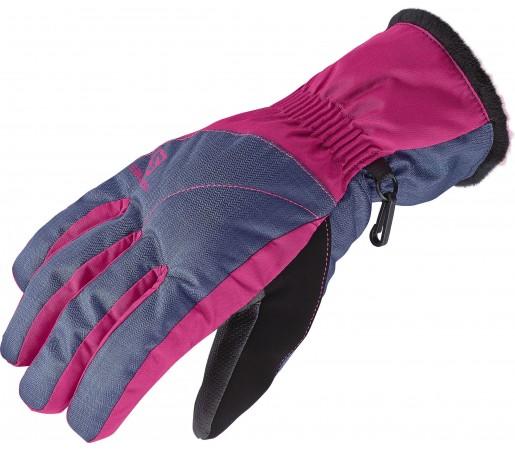 Manusi Salomon Force GTX W Blue/Pink
