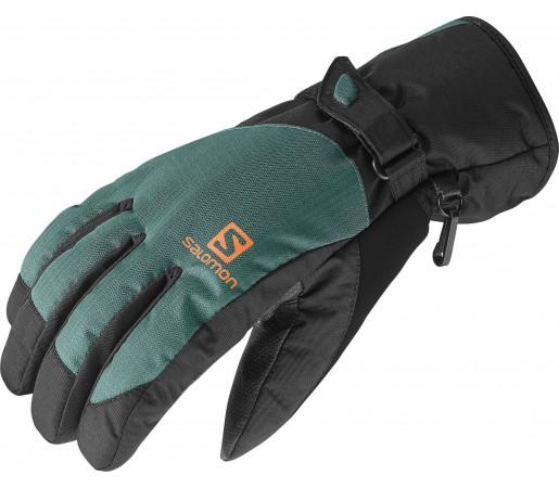 Manusi Salomon Force GTX M Black/Dark Green