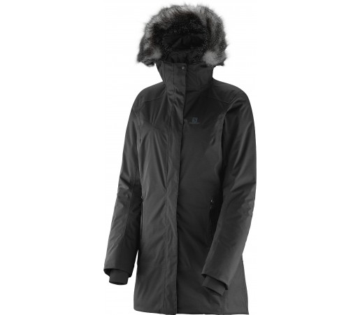 Geaca Salomon Prime Down Parka W Black
