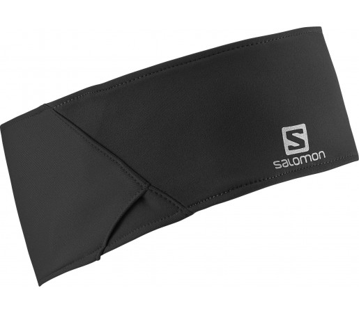 Bandana Salomon Training Headband Neagra