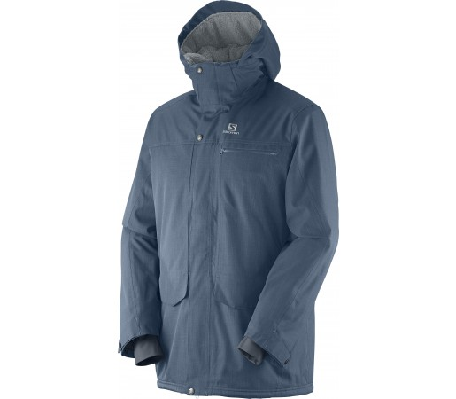 Geaca Salomon Skyline Parka M Grey