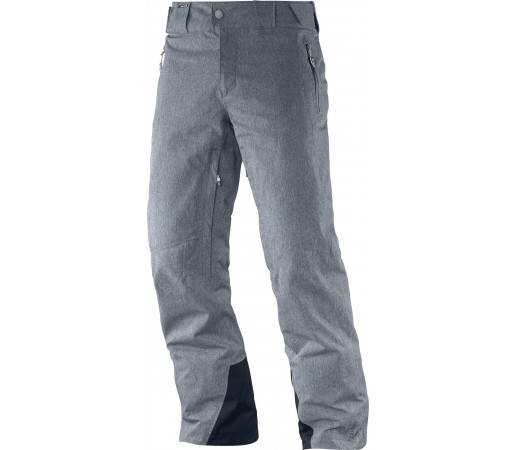 Pantaloni Schi Salomon Whitemount GTX Motion Fit M Grey
