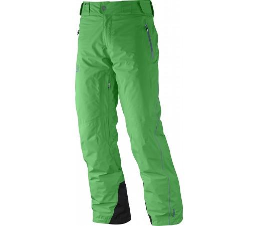 Pantaloni Schi si Snowboard Salomon Whitemount GTX Motion Fit M Green