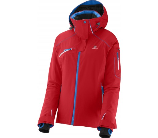 Geaca Ski si Snowboard Salomon Speed W Red