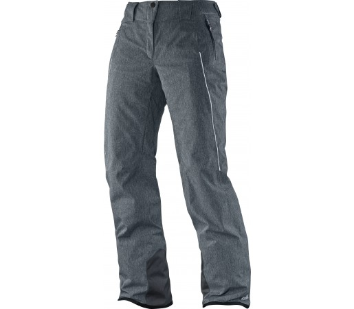Pantaloni Ski si Snowboard Salomon Whitemount GTX Motion Fit W Grey
