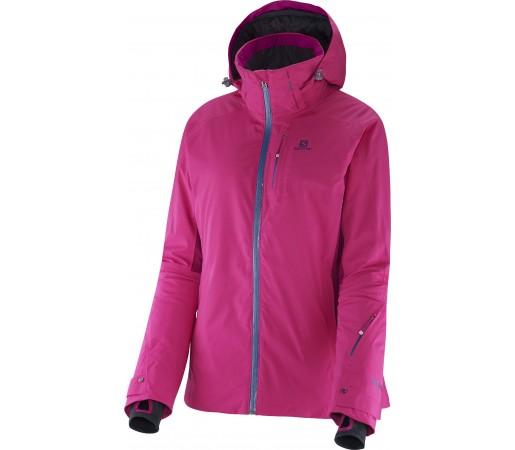 Geaca Ski si Snowboard Salomon Odysee GTX W Pink