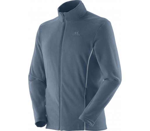 Midlayer Salomon Panorama FZ M Grey