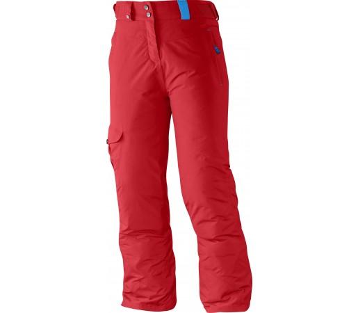 Pantaloni Ski si Snowboard Salomon Sashaay Jr. K Red