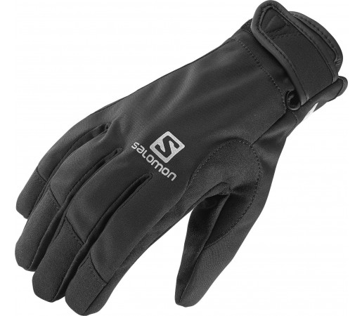 Manusi Salomon XA Windstopper U Black