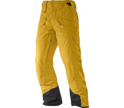 Pantaloni Ski si Snowboard Salomon Zero M Yellow