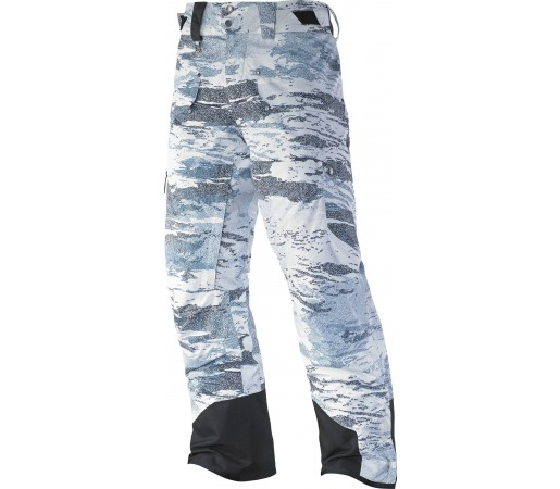 Pantaloni Ski si Snowboard Salomon Zero M White