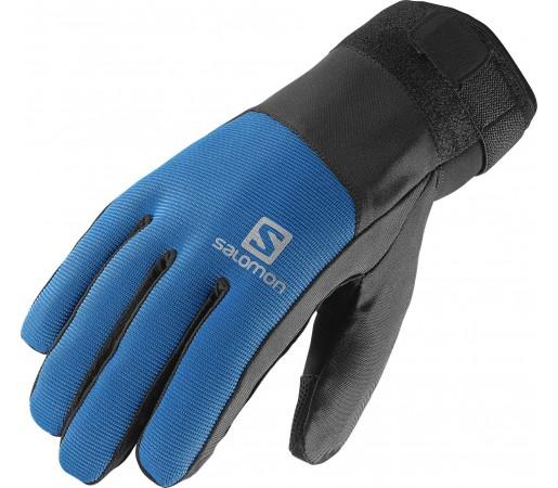 Manusi Salomon Thermo Glove M Black/Blue