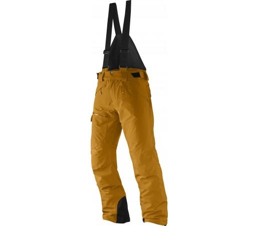 Pantaloni Ski si Snowboard Salomon Chillout Bib  M Yellow