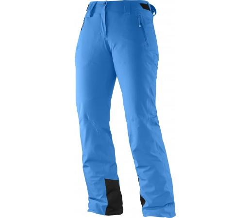 Pantaloni Ski si Snowboard Salomon Iceglory W Blue