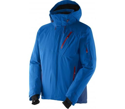 Geaca Ski si Snowboard Salomon Iceglory M Blue